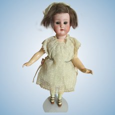 "Pretty 10"" Heubach Koppelsdorf Doll with Flapper Body"
