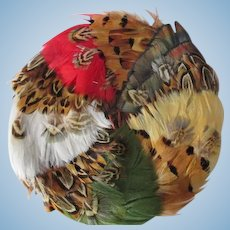 Beautiful Feathers to Adorn Your Doll's Hats