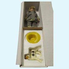 Helen Kish - DJ Firefight Doll in Original Box - Complete