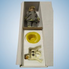 Helen Kish - DJ Firefight Doll in Original Box - Complete