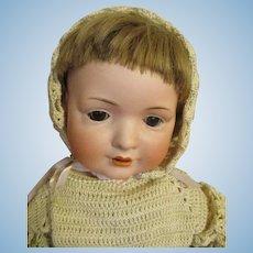 Antique Bahr Proschild 585 Bisque Head Baby Doll