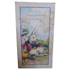Vintage Fanny Farmer Candy Box