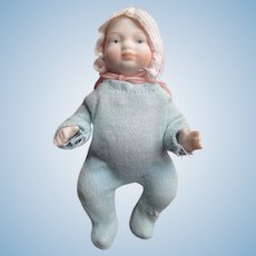 Adorable Bisque Baby Doll