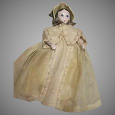 Antique Ruth Gibbs Godey's Little Lady Doll in Original Box