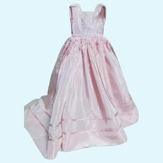 Pink Cissy Gown