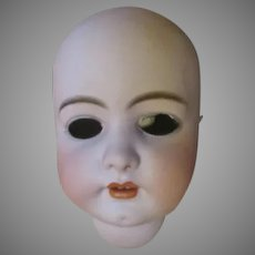 Large SH 1079 DEP Bisque Doll Head