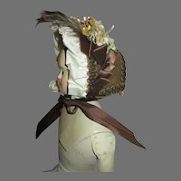 Bonnet for your Antique Doll