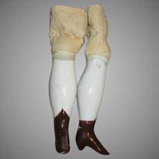 Replacement Legs for Your Antique China Head Doll