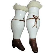 Antique China Doll Replacement Legs