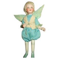 Adorable Artist Fairy Doll
