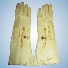 French Fashion Doll Gloves