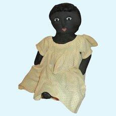 Adorable Folk Art Baby Doll