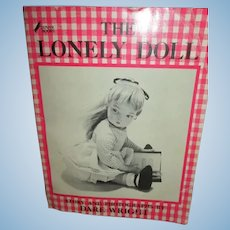 The Lonely Doll Book by Dare Wright