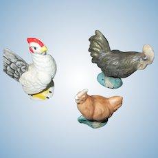Little Chickens for your Creche or Farm Scene