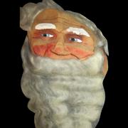 Santa Doll Mask Face