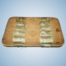 Darling Antique Wicker Presentation Box