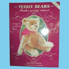 Teddy Bears Annalee's & Steiff Animals Book by Margaret Fox Mandel