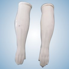 Large China Doll Replacement Arms