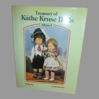 Kathe Kruse Dolls - Treasury of Kathe Kruse Dolls - Book