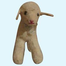 Vintage Steiff Lamb