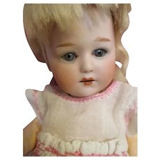 Antique Bisque Head Heubach Baby Doll - Mold No. 10532