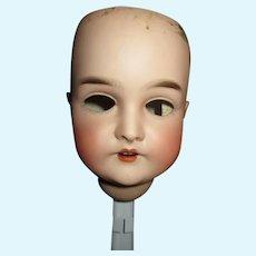 Antique Queen Louise Doll Head