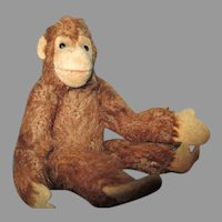 "Cute 4"" Chimp for your Doll's Companion"