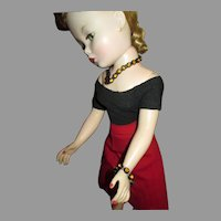 Vintage Artist Made Doll Jewelry for Your Fashion Doll