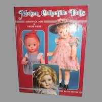 Modern Collectible Dolls Book by Patsy Moyer