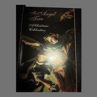 The Angel Tree book - A Christmas Celebration - Creche Figures