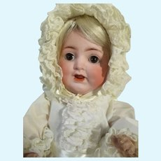 Sweet ABG Bisque Head Character Baby Doll