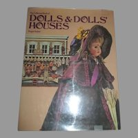 The Collector's Book of Dolls & Dolls' Houses by Roger Baker