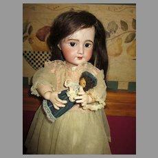 Stunning French SFBJ 301 Bisque Head Doll