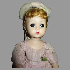 Sweet 1950's Lissy Doll in Original Outfit