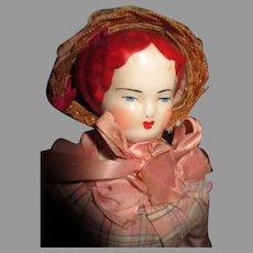 "Sweet 13"" Ruth Gibbs Doll - All Original"