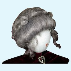Sweet Mohair Doll Wig