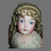 Beautiful JDK 171 Bisque Head Doll