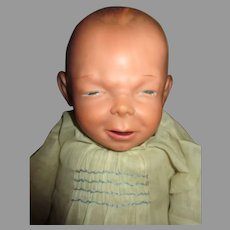 Vintage Ideal Screaming Baby Doll