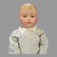 "Adorable 25"" Chase Child Cloth Doll"