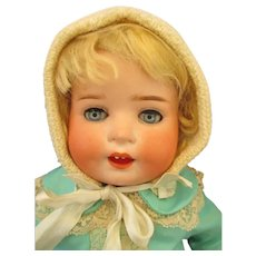 Sweet Heubach Toddler Doll