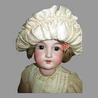 High Quality Bisque Head Doll