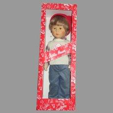 Vintage Kathe Kruse Stoffepuppe Doll