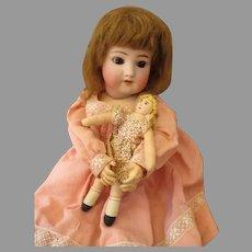 Antique Simon Halbig 540 Bisque Head Doll
