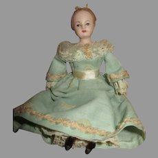 Sweet Vintage Artist Doll House Doll