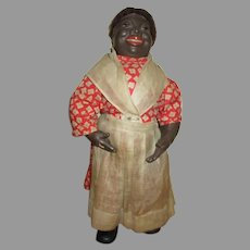"""American Composition """"Mam"""" Doll Designed by Tony Sarg for Borgfeldt"""