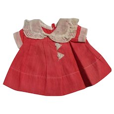 Vintage Dress for Your Shirley Temple Doll