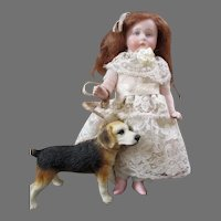 "Sweet 6"" All Bisque Doll"