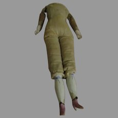Replacement Body for Your China or Bisque Head Doll