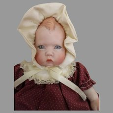Vintage 1987 UFDC Convention Baby Doll