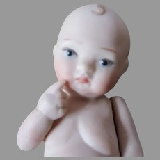 Sweet Artist Made Miniature Baby Doll